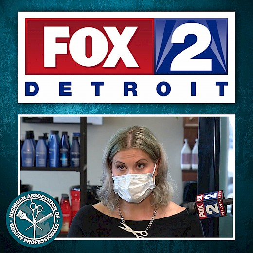 MABP & Founder Kristan Sayers interviewed by Fox 2 Detroit