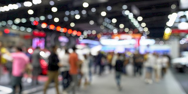 Beauty Trade Shows & Expos