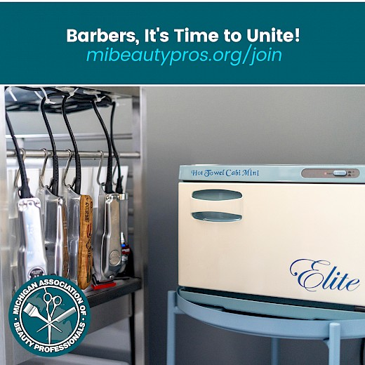 Barbers, It's Time to Unite!